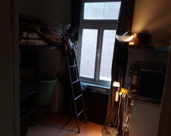 Studio aan Concordiastraat in Maastricht
