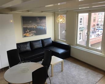 Kamer in Amsterdam, Warmoesstraat op Kamernet.nl: Golden view apartment
