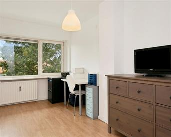 Kamer in Den Bosch, Jacob Cnodestraat op Kamernet.nl: Kamer met gemeenschappelijke ruimtes