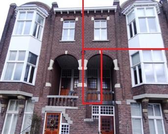 Kamer in Maastricht, Wilhelminasingel op Kamernet.nl: Ruim appartement in de binnenstad van Maastricht
