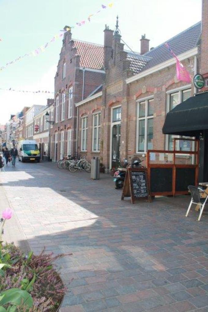 Kamer aan Keizerstraat in Den Haag