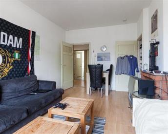 Kamer in Rotterdam, Pannekoekstraat op Kamernet.nl: Pannekoekstraat 18m2