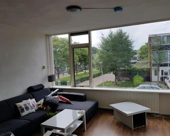 Kamer in Groningen, Robijnstraat op Kamernet.nl: Appartement met separate slaapkamer