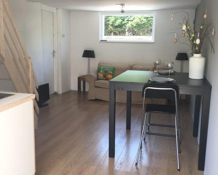 Appartement aan Benoordenhoutseweg in Den Haag