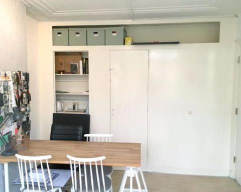Kamer te huur in rotterdam voor 370 kamernet for Kamer gezocht rotterdam