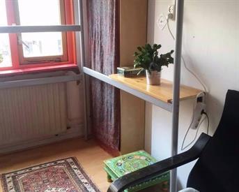 Kamer in Utrecht, Oldambt op Kamernet.nl: Knusse kamer in leuk huis (V)