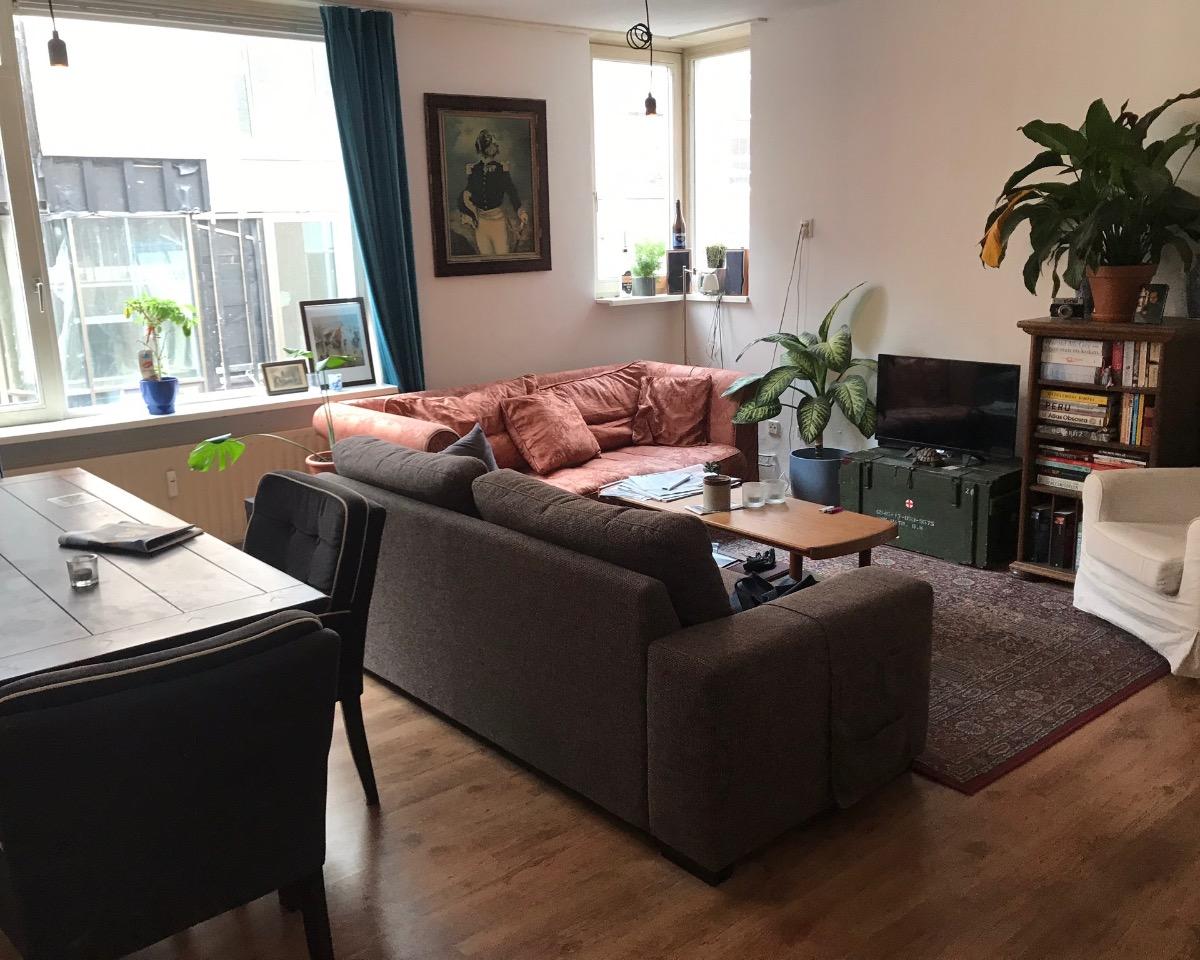 Kamer te huur in de Eendrachtsstraat in Rotterdam