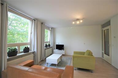 Kamer in Amsterdam, KNSM-laan op Kamernet.nl: Cozy furnished apartment for rent on KNSM-eiland