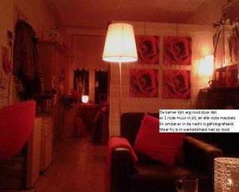 Kamer in Groningen, Hoornsediep op Kamernet.nl: Super grote kamer