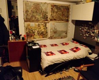 Kamer in Groningen, Oosterhamrikkade op Kamernet.nl: Mooie kamer vlakbij UMCG