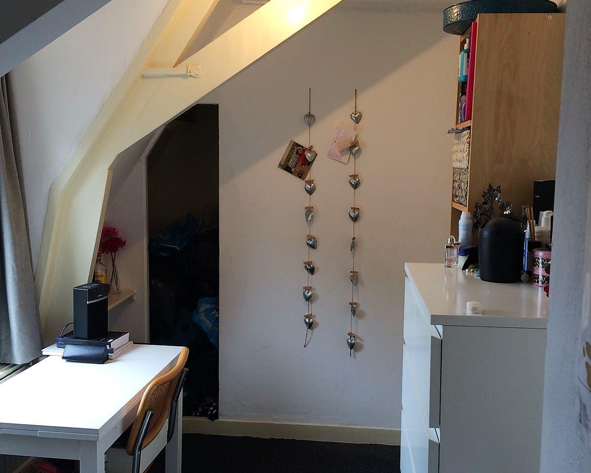 Kamer aan Nieuwe Sint Jansstraat in Groningen