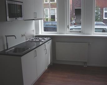 Kamer in Groningen, Landstraat op Kamernet.nl: Mooie kamer met laminaatvloer en eigen keuken