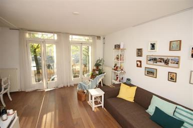 Kamer in Amsterdam, Geuzenkade op Kamernet.nl: Mooie en lichte 3-kamer appartement