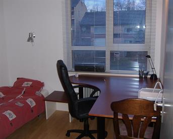 Kamer in Enschede, Niersstraat op Kamernet.nl: Gemeubileerde kamer in studentenflat