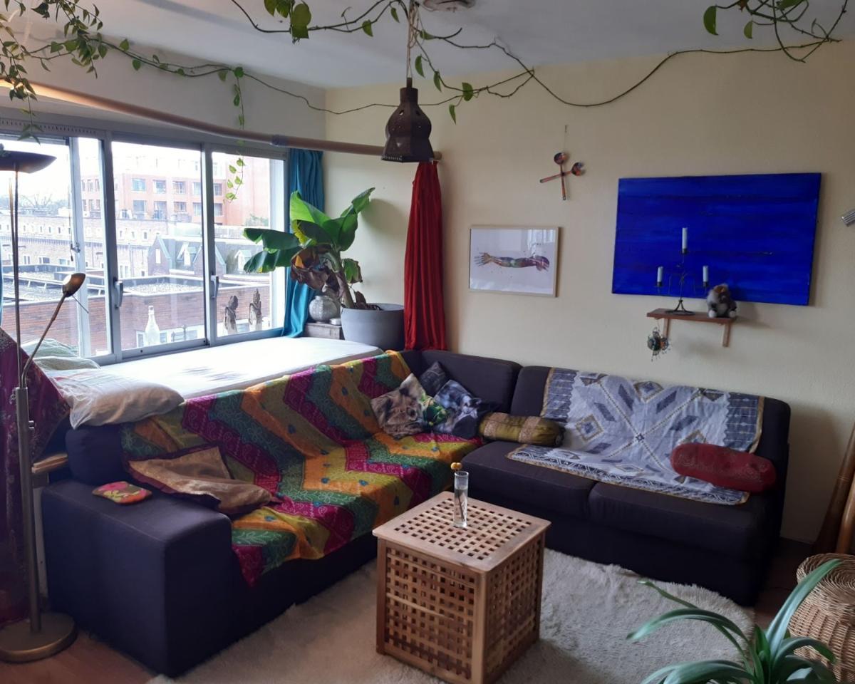 Kamer te huur op het Surinameplein in Amsterdam