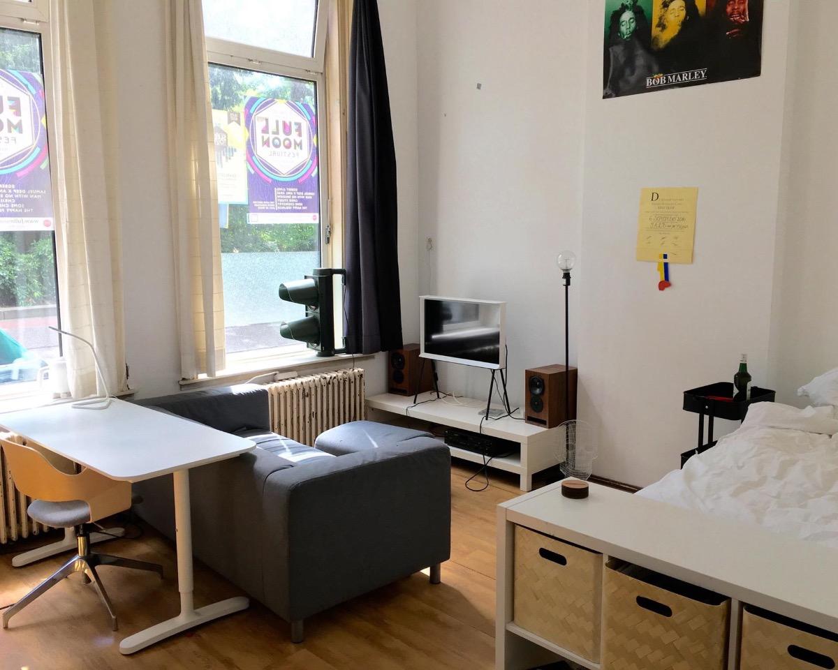 Bekijk de details van deze kamer in Tilburg