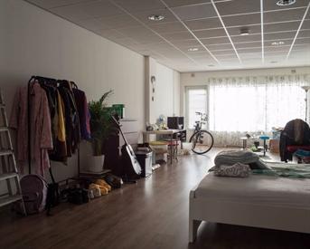 Kamer aan Heuvelplein in Breda
