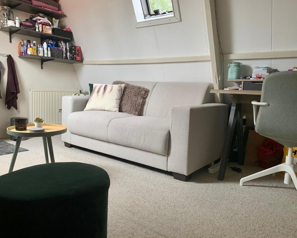Kamer te huur in de Veestraat in Leeuwarden