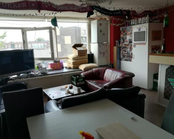 Kamer aan Haaksbergerstraat in Enschede