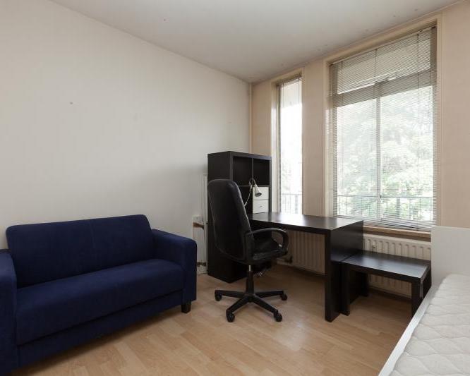 Kamer te huur in de Herman Robbersstraat in Rotterdam
