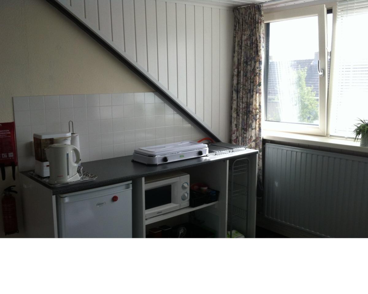 Bekijk de details van deze kamer in Hoofddorp
