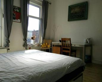 Kamer aan Padangstraat in Utrecht