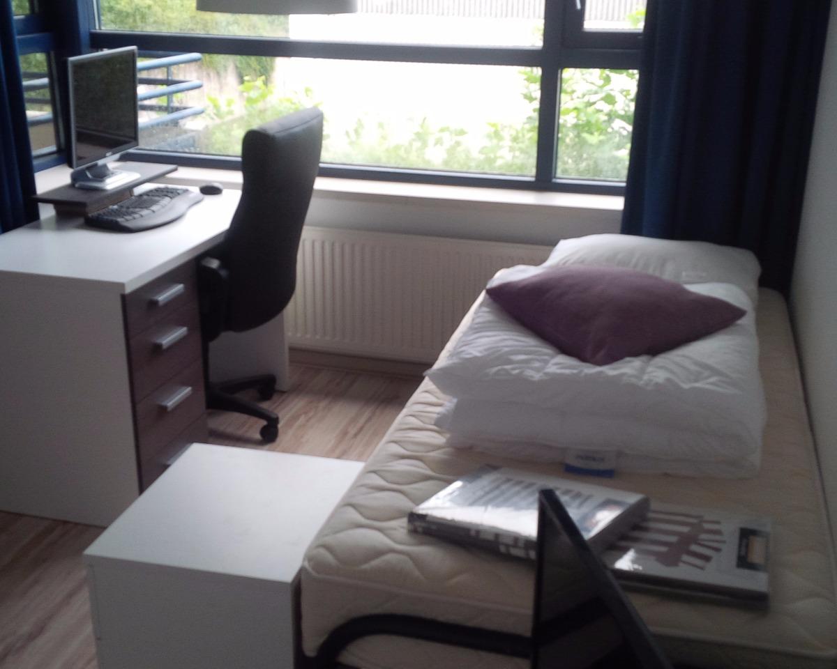 Kamer te huur op het Swammerdampad in Leiden