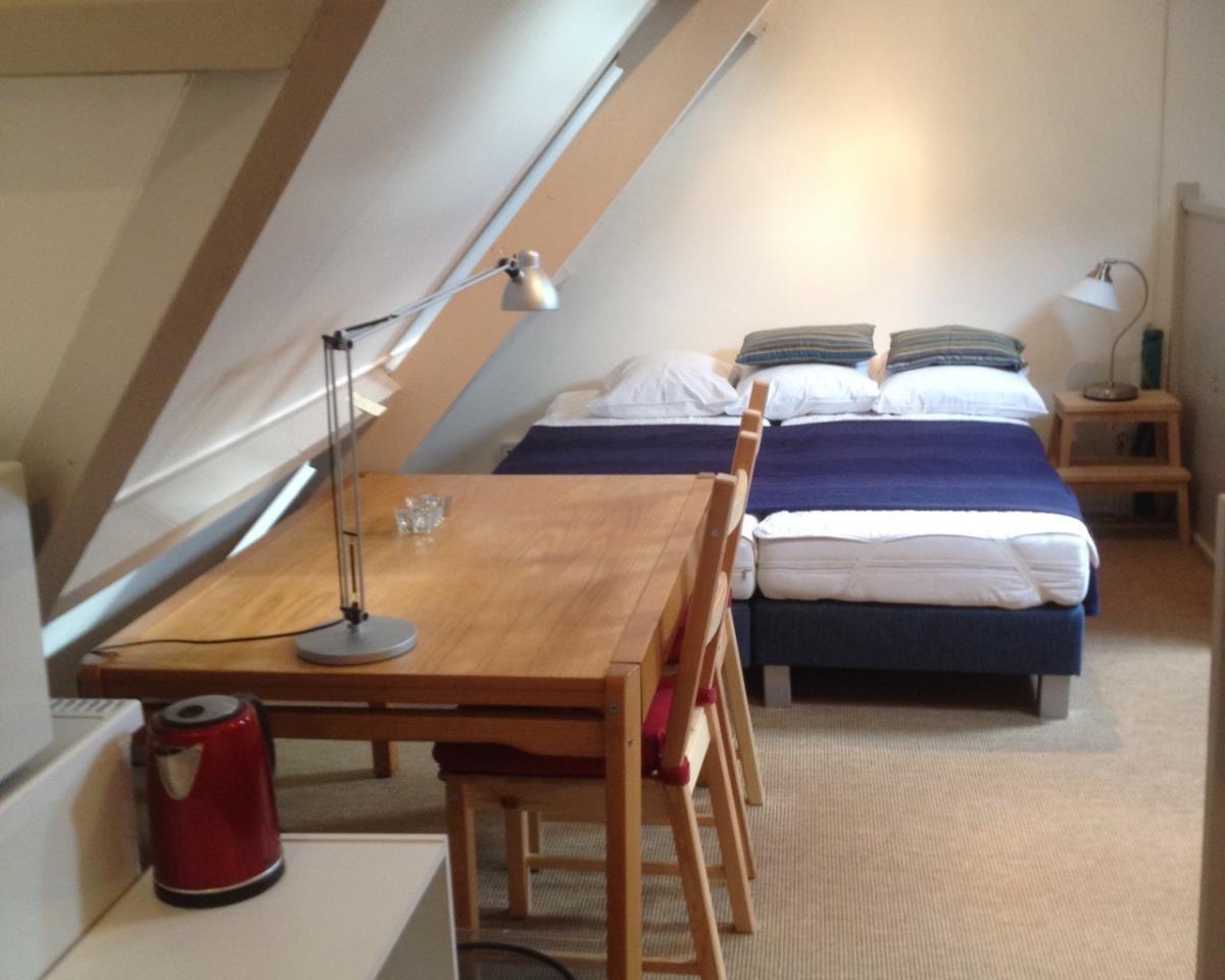 Kamer aan Engelumerstraat in Leeuwarden