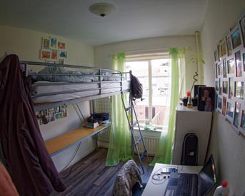Kamer in Breda, Vaartbossen op Kamernet.nl: Kamer in gezellig studentenhuis voor €280