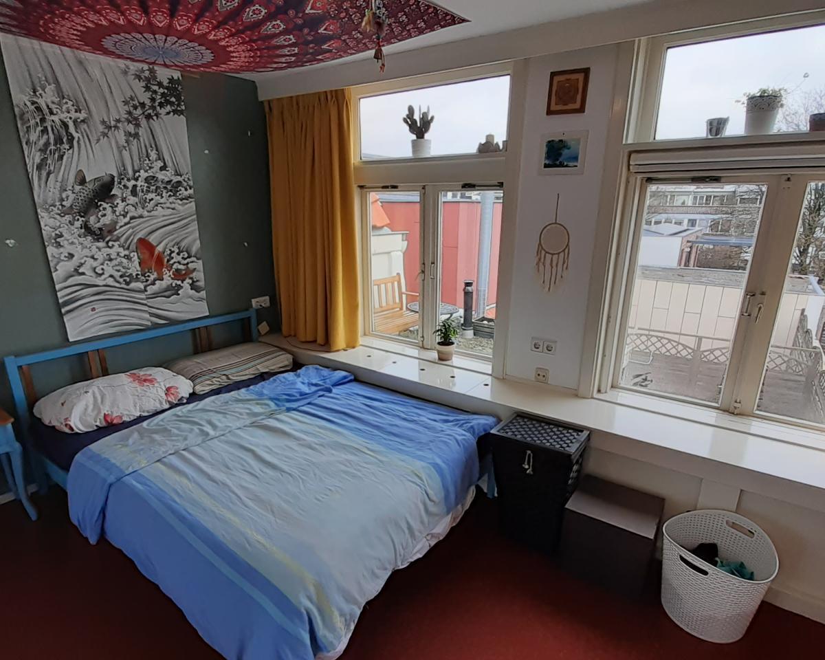 Kamer te huur in de Brabantse Turfmarkt in Delft
