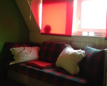 Kamer in Schiedam, Boylestraat op Kamernet.nl: gezellige kleine kamer