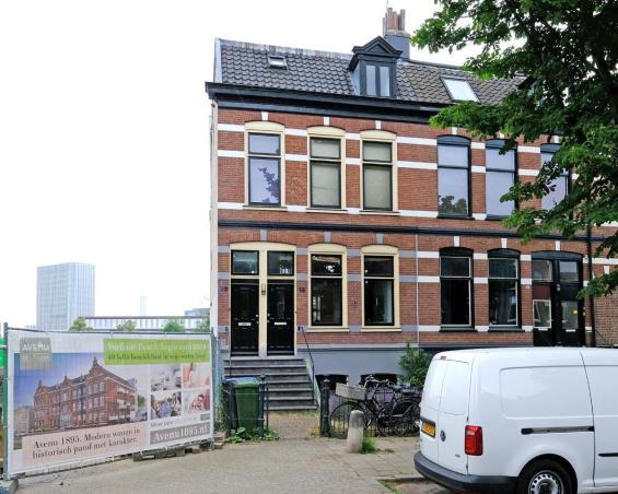 Kamer aan Van Oldenbarneveldtstraat in Arnhem