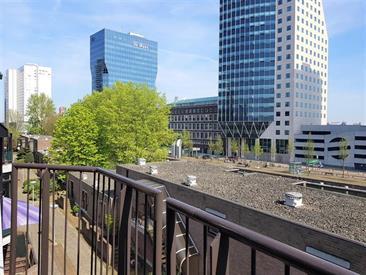 Kamer in Rotterdam, Scheepmakerskade op Kamernet.nl: Volledig gemeubileerde 3 kamer stadsappartement