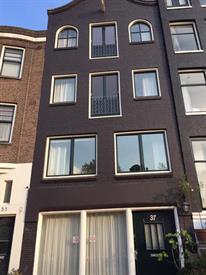 Kamer in Amsterdam, Singel op Kamernet.nl: Sfeervol en ruim appartement.