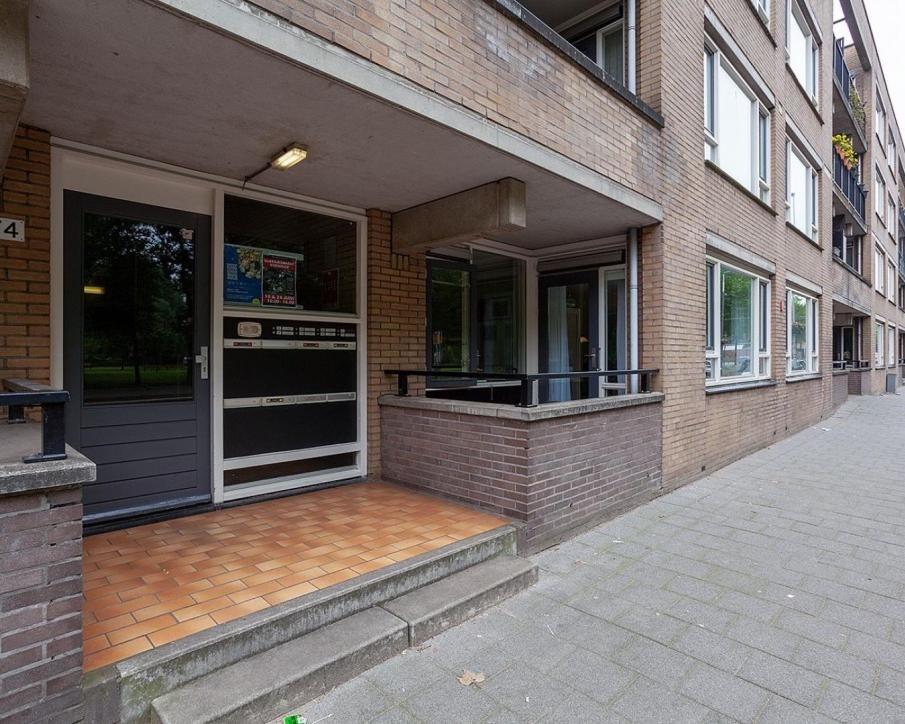 Kamer te huur in de Crooswijksestraat in Rotterdam