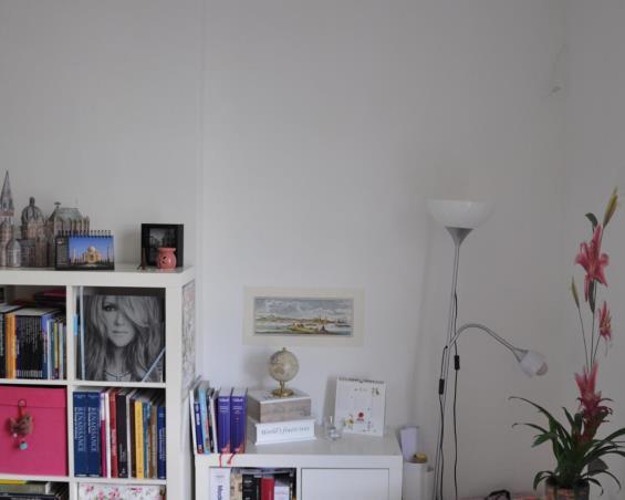 Kamer aan St. Annastraat in Nijmegen
