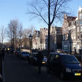 Kamer in Amsterdam, Brouwersgracht op Kamernet.nl: Gestoffeerd 1-slaapkamer appartement op 4e etage