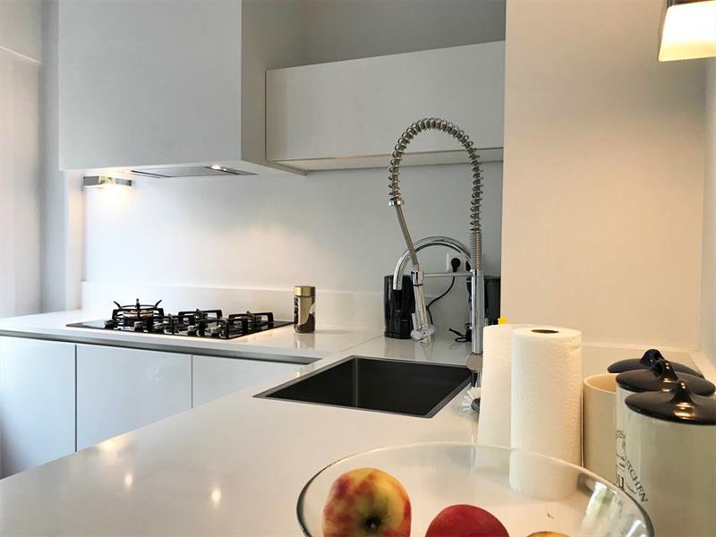 Appartement aan Bergsingel in Rotterdam
