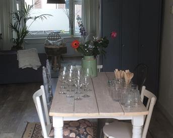 Kamer in Groningen, Moesstraat op Kamernet.nl: Woning met tuin nabij Noorderplantsoen