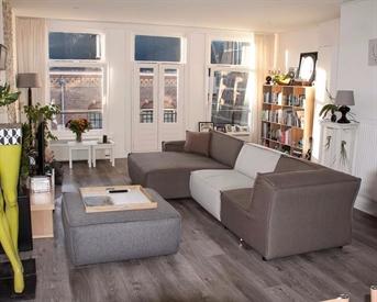 Appartement aan Balthasar Floriszstraat in Amsterdam