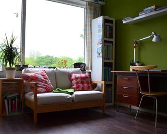 Kamer in Wageningen, Walstraat op Kamernet.nl: Kamer voor eerste helft collegejaar