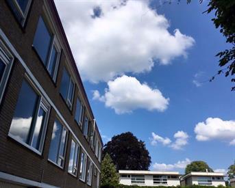 Kamer in Velp, Stationsplein op Kamernet.nl: Lichte studentenkamer in rustig studentenhuis
