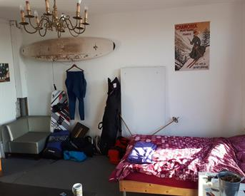 Kamer in Delft, Spoorsingel op Kamernet.nl: Grote kamer dichtbij station