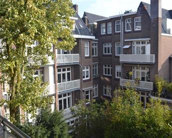 Studio aan Beethovenstraat in Amsterdam
