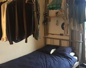 Kamer in Breda, Baronielaan op Kamernet.nl: Studentenkamer met balkon