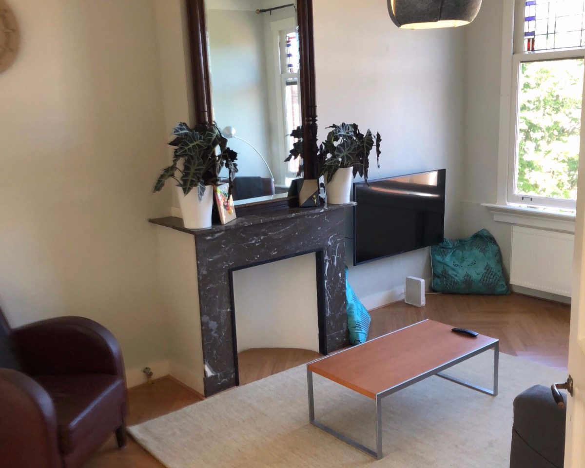 Kamer te huur in de Lunterenstraat in Den Haag