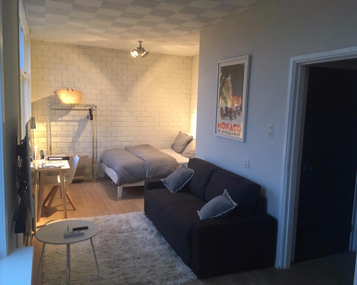 Kamer te huur in de Elsstraat in Den Haag