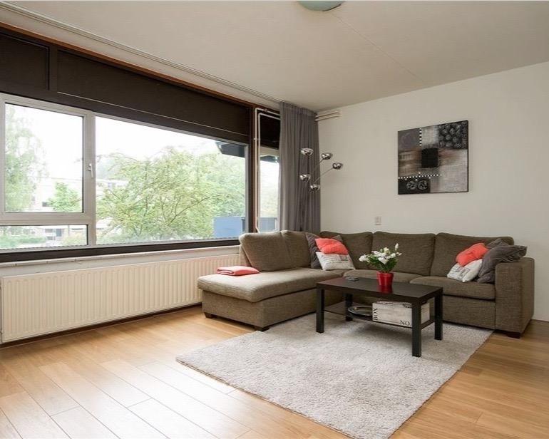Kamer aan Achtersteven in Amsterdam