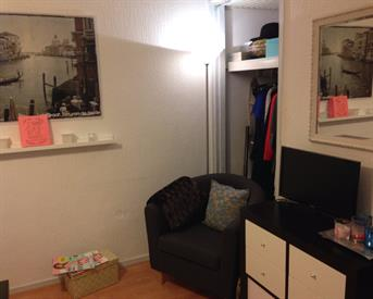 Kamer in Breda, Grazendonkstraat op Kamernet.nl: Kamer op enkele minuten loopafstand van centrum