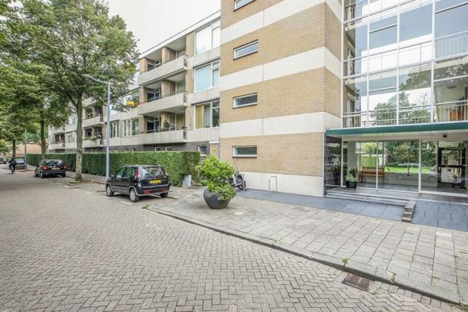 Appartement aan Immanuel Kantstraat in Rotterdam